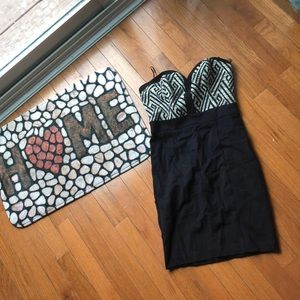 Pattered sweetheart Guess LBD!!!